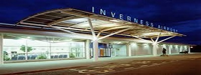 inverness airport taxi